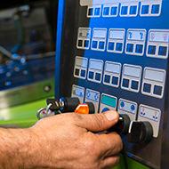 stampa plastica multicomponente